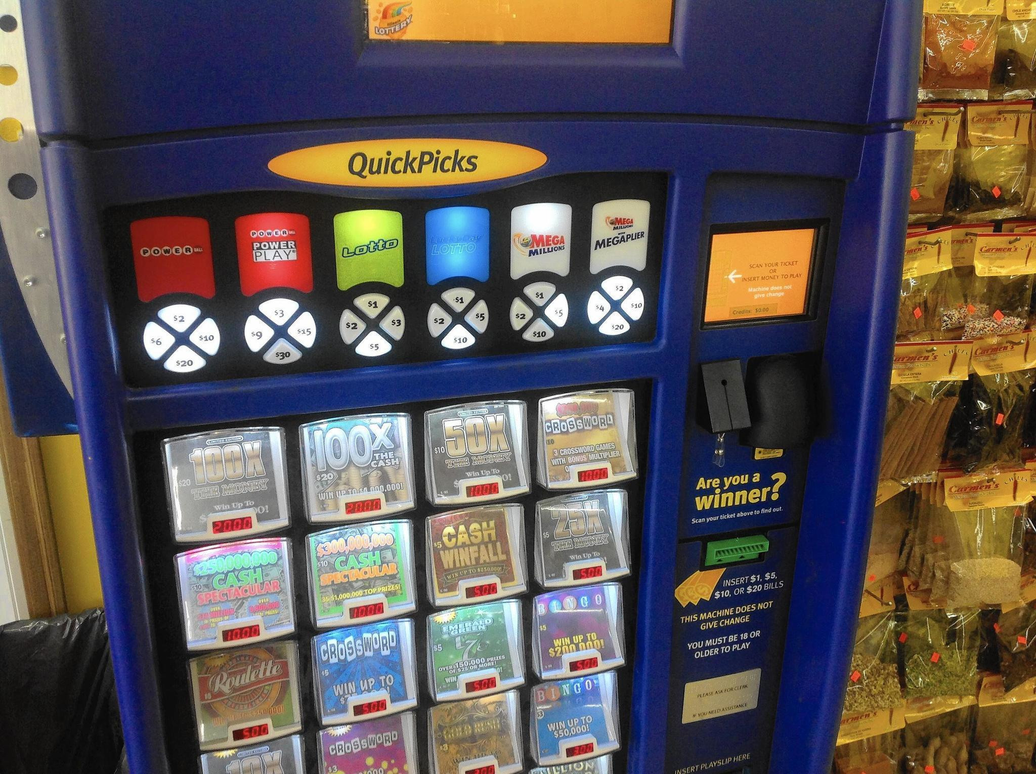 $1M lottery ticket sold in Alsip, officials say - Daily ...