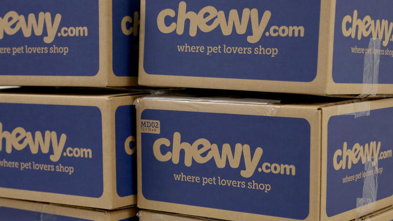 Two More Pet Food Companies Sever Ties With Chewy Com