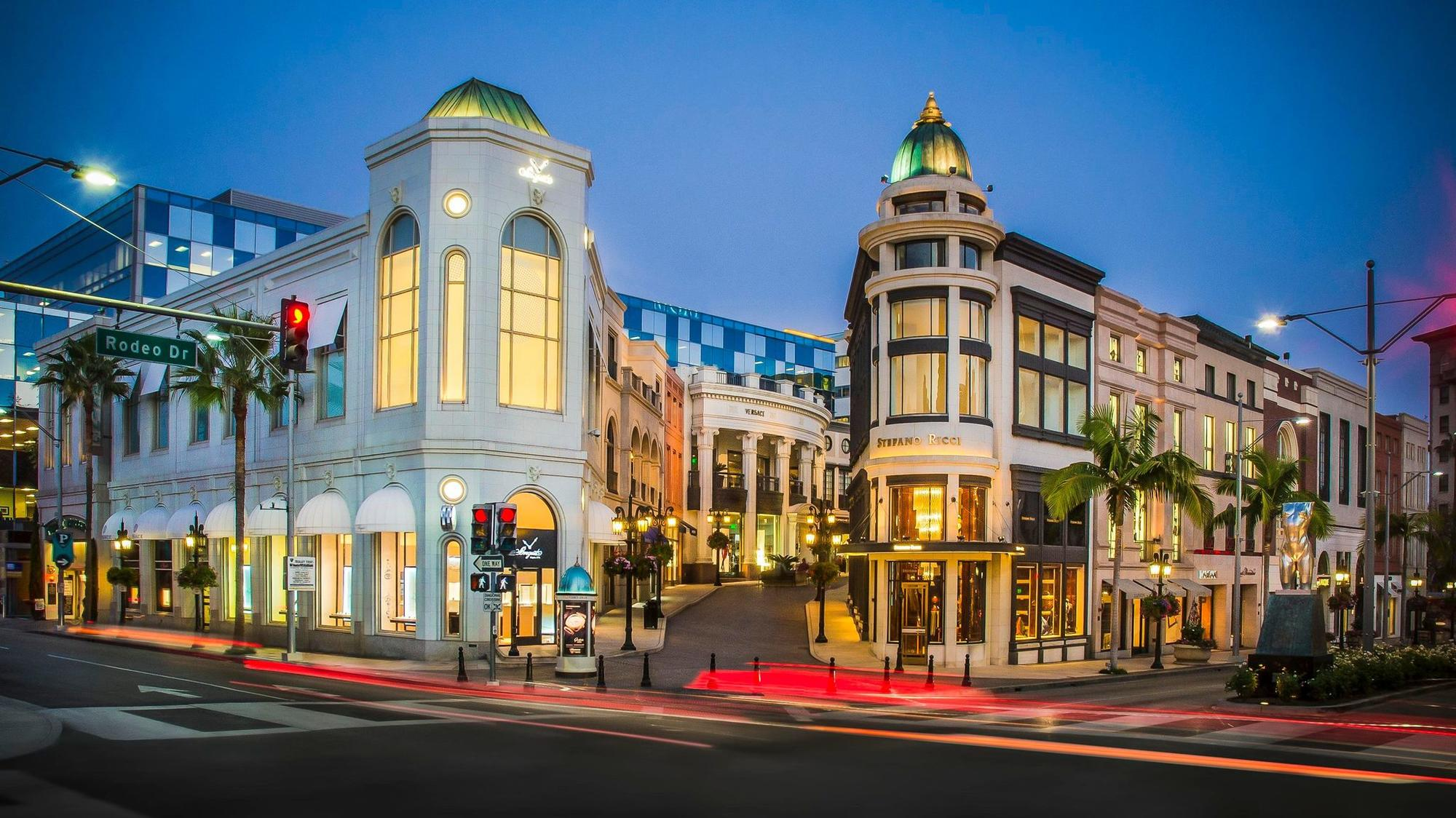 Along Rodeo Drive, boutique managers are mum about client information.