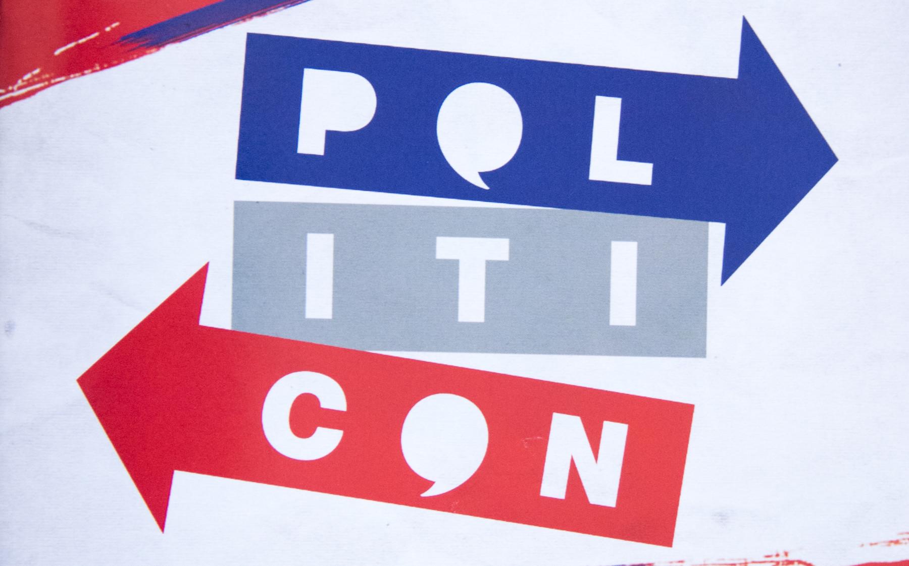 Politicon logo