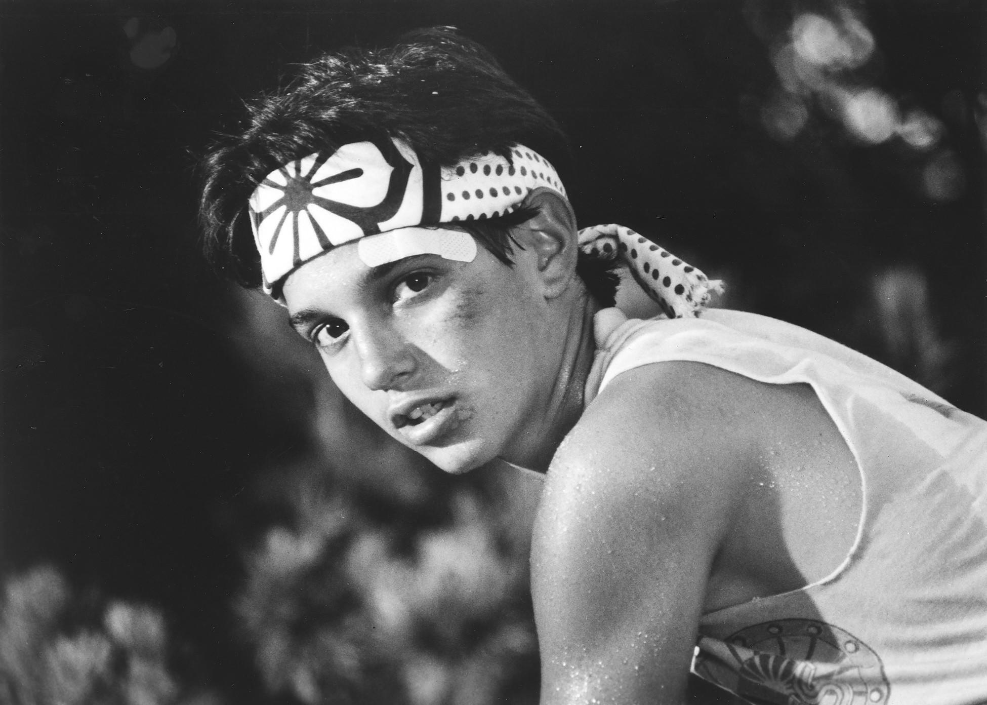 Ralph Macchio Karate