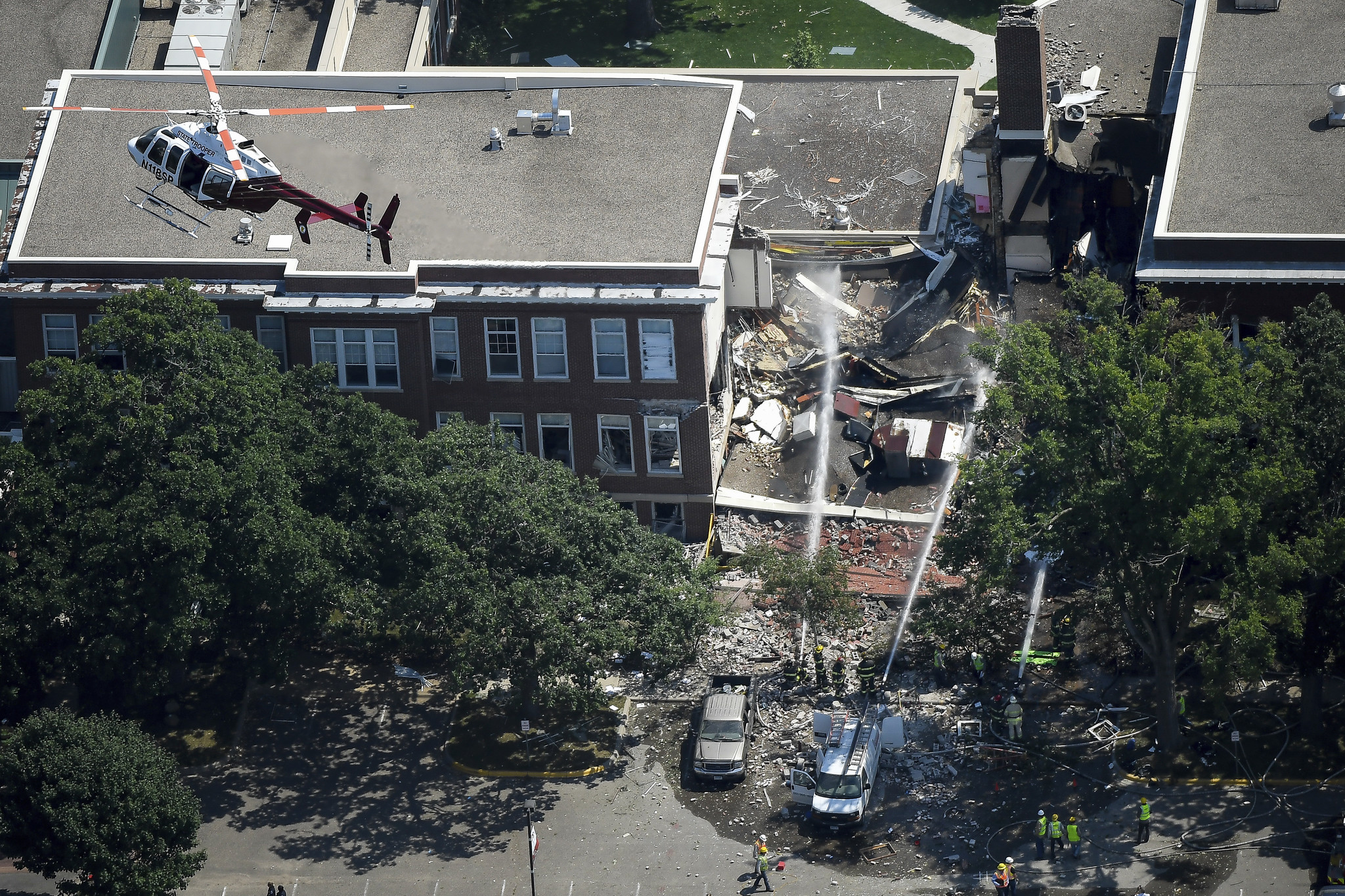 Ntsb Father Son Team Was Moving Gas Meter At Time Of