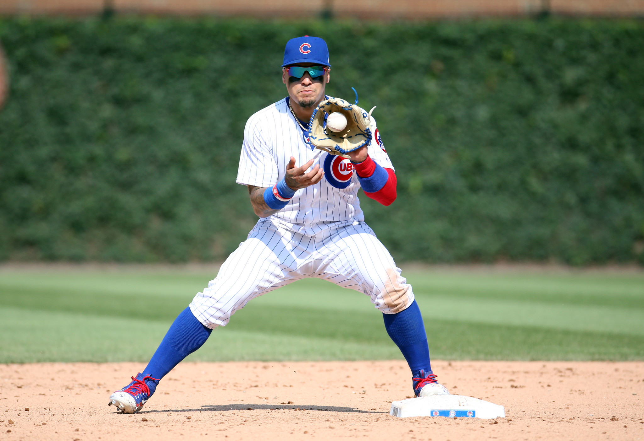 With Addison Russell On Dl Javier Baez To See Extended