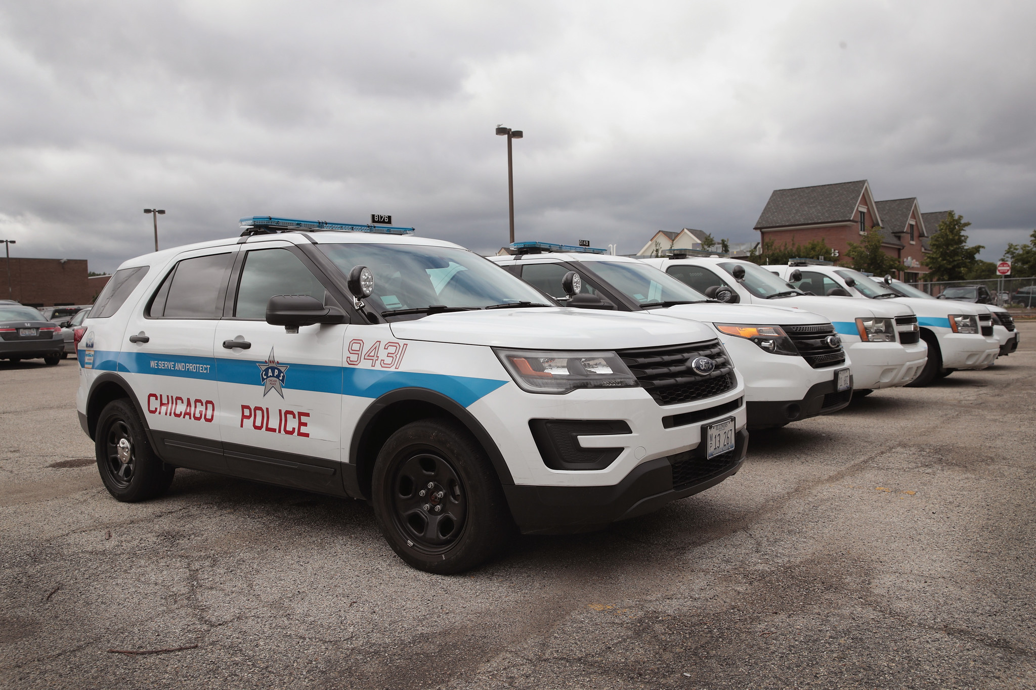 Ford To Repair Chicago Built Police Suvs With Carbon Monoxide Issues Tribune