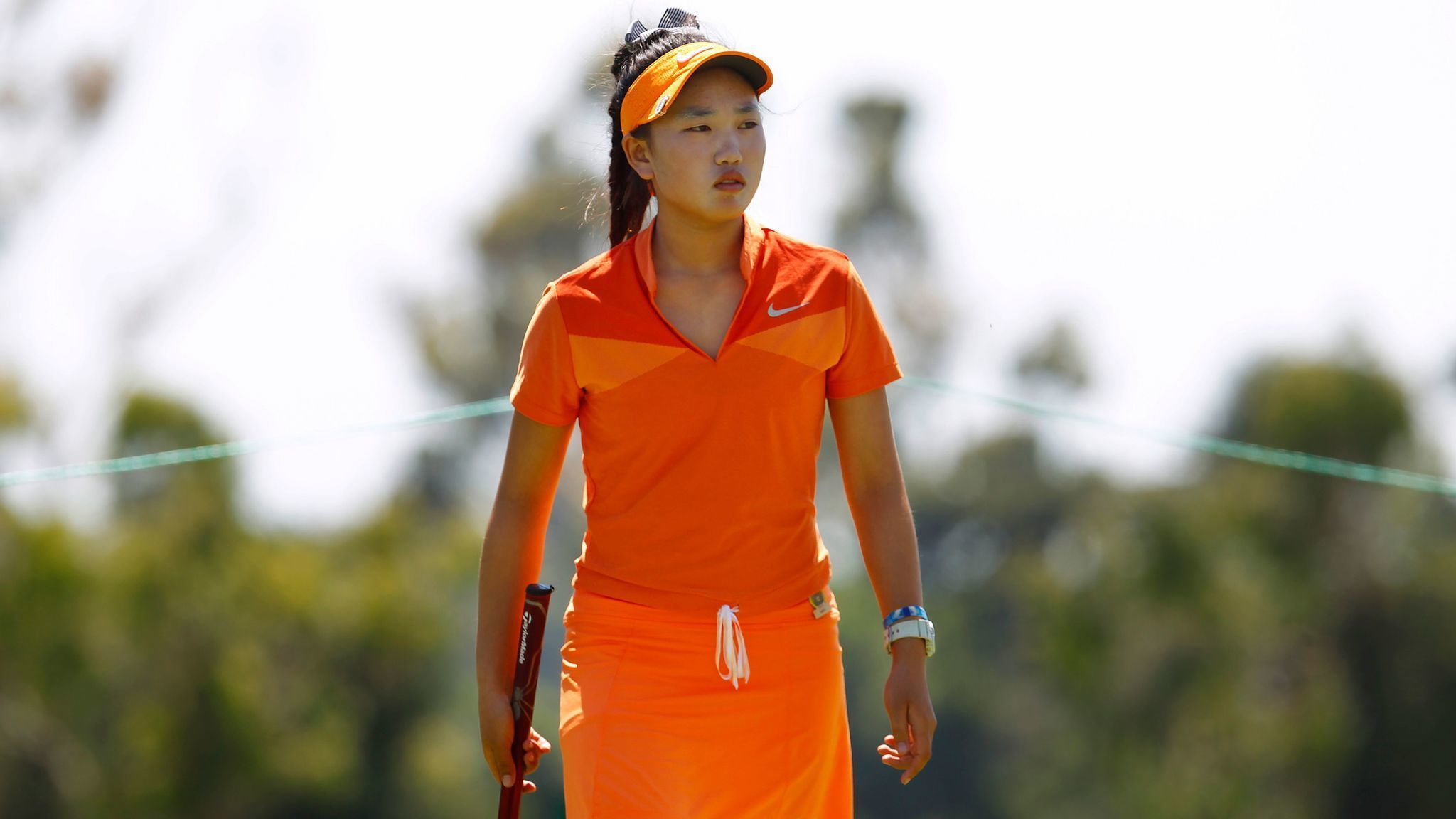 Lucy Lis Admiration For Mickey Wright Grows At Womens Am In S D The San Diego Union Tribune