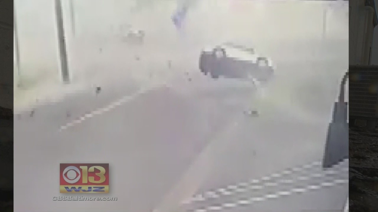 Mile Of Cars >> Tornado with 105 mph winds hit Salisbury Monday, meteorologists confirm - Baltimore Sun