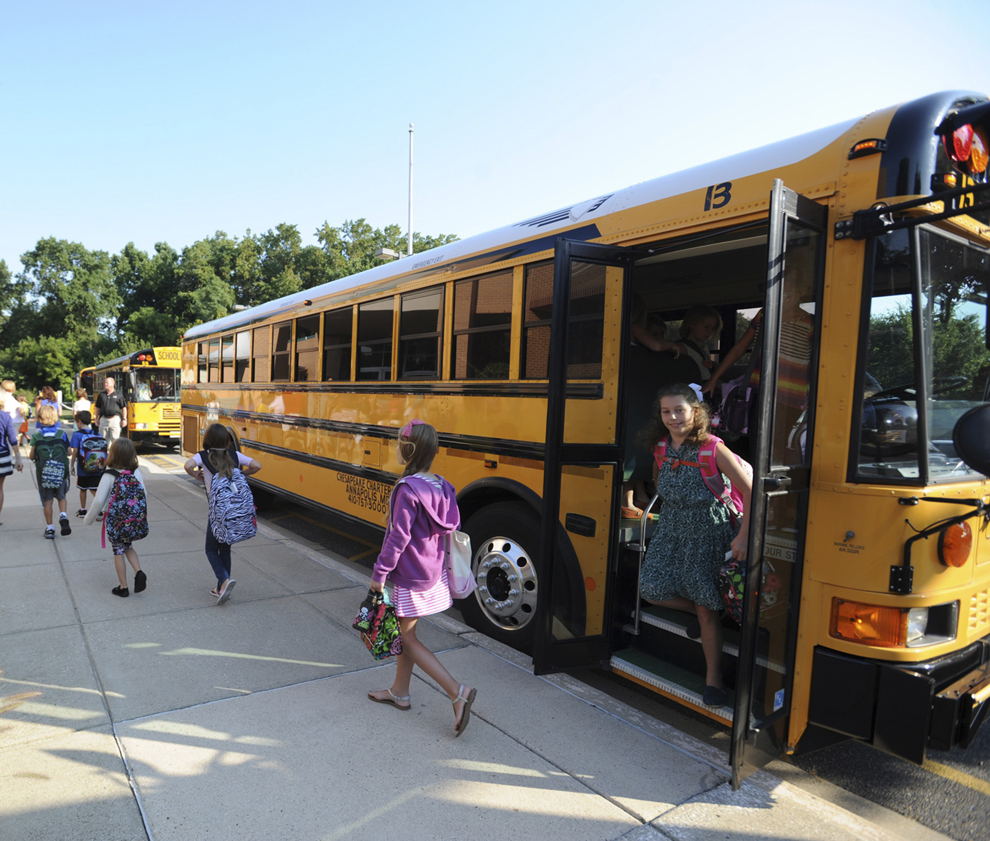 Harford School Bus Schedules For 2017-18 Available Online