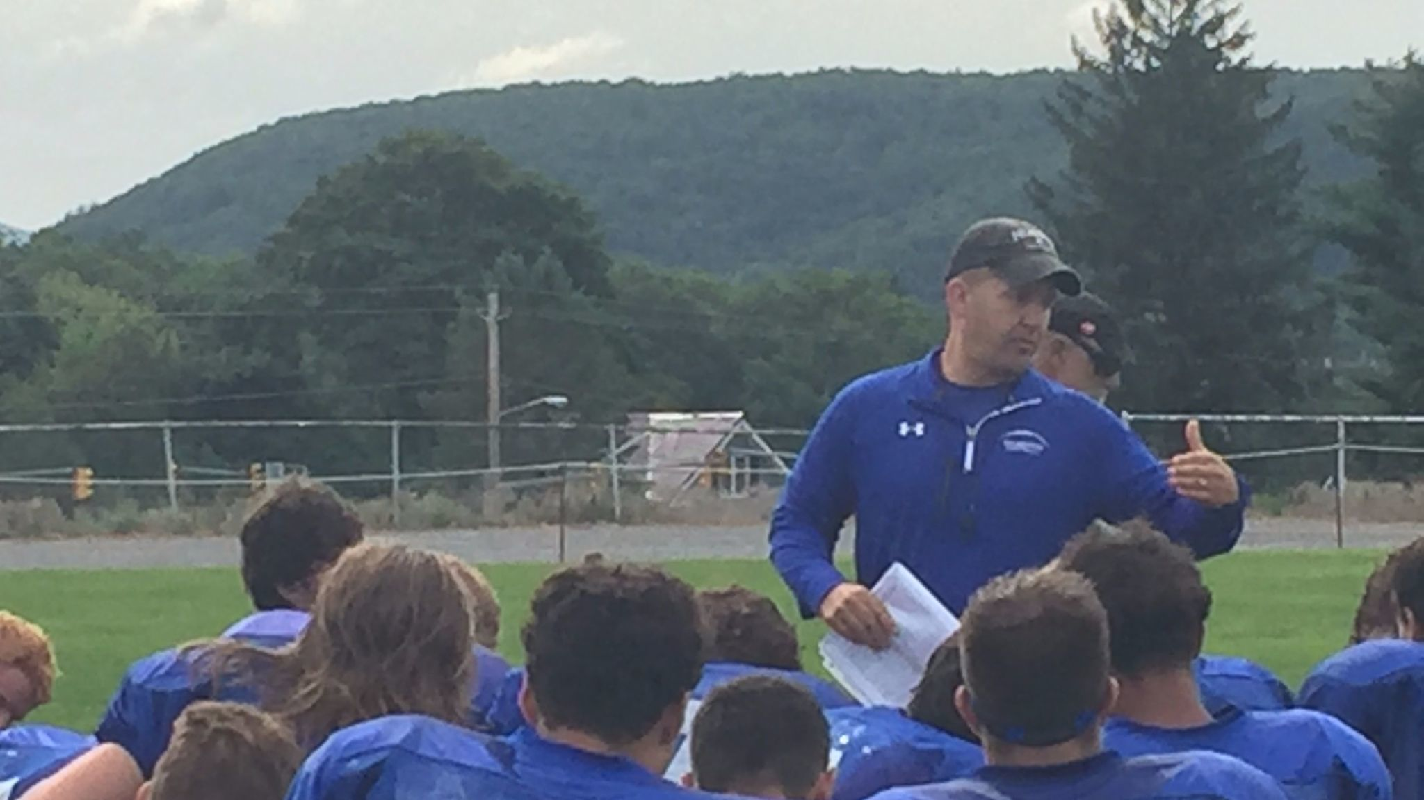 Preseason Postcard A Look At The Palmerton Blue Bombers