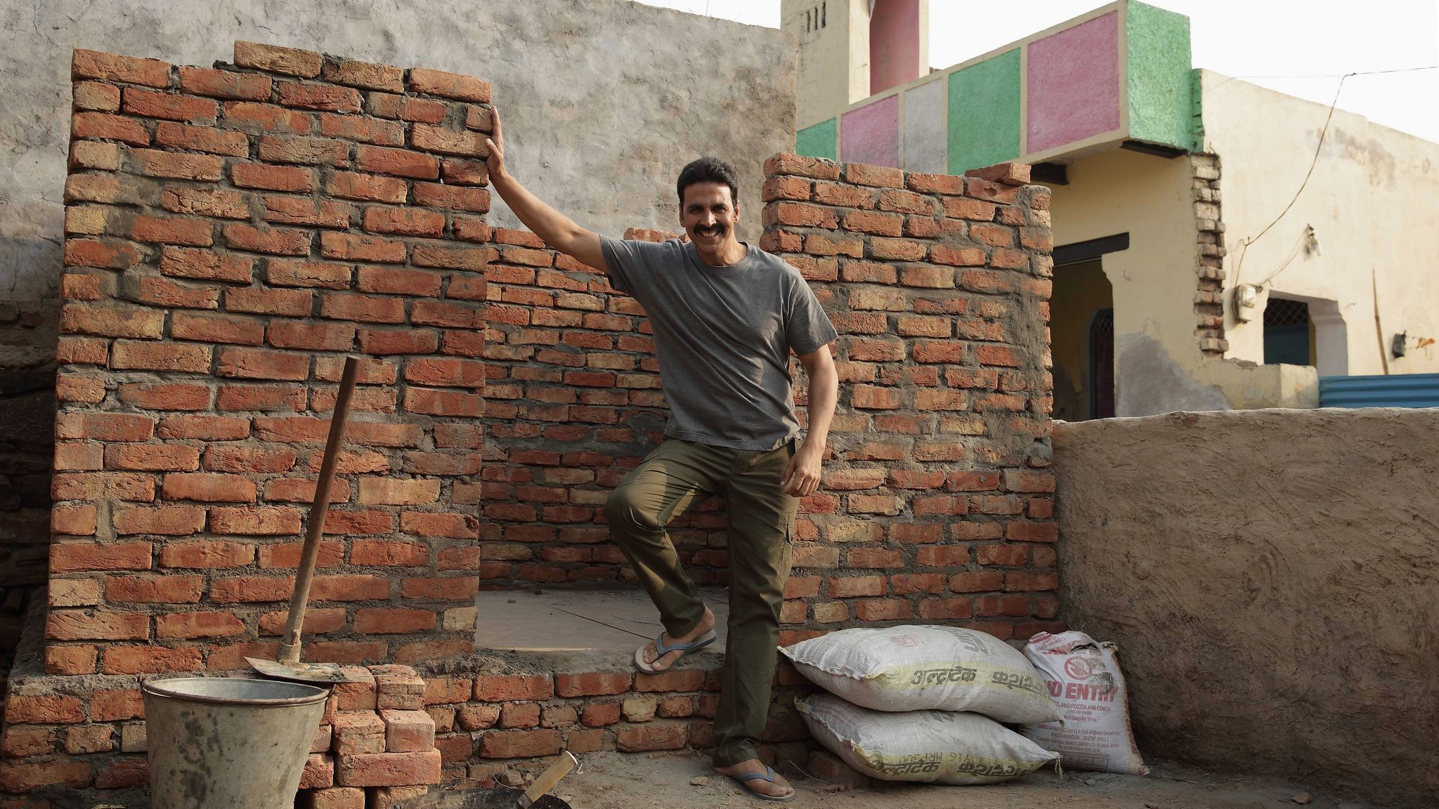 A Bollywood Star Made A Feature Film About A Toilet Why