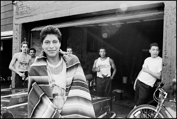 Japanese photographer returns with unseen photos of 90s mexican pilsen hoy chicago