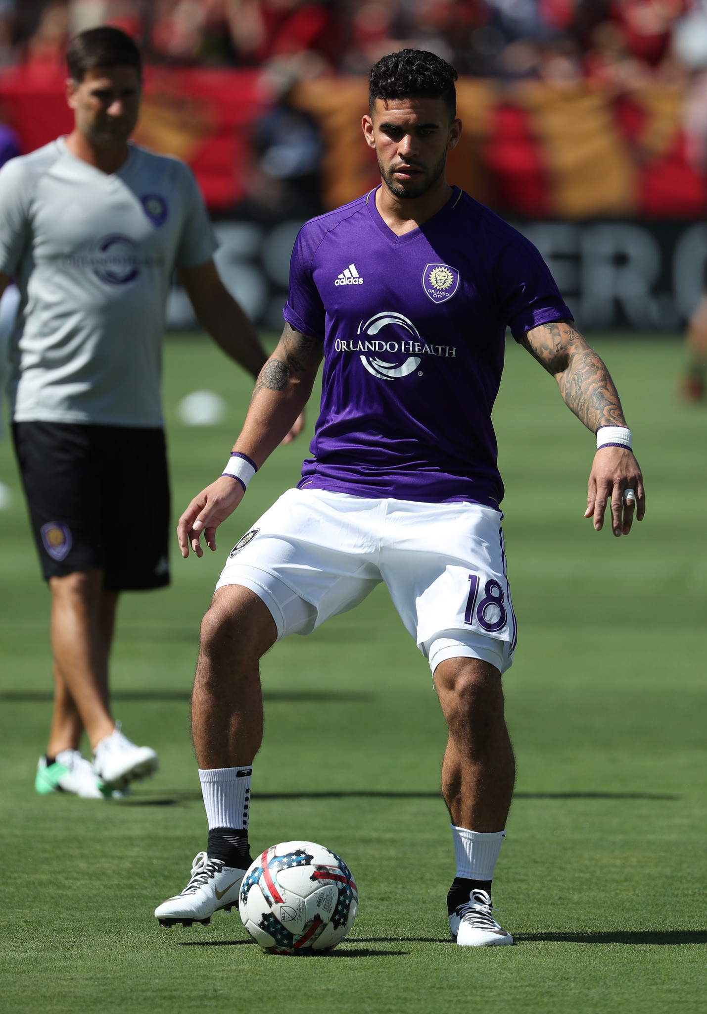 Orlando City striker Dom Dwyer to miss New York Red Bulls match due to nose surgery - Orlando ...