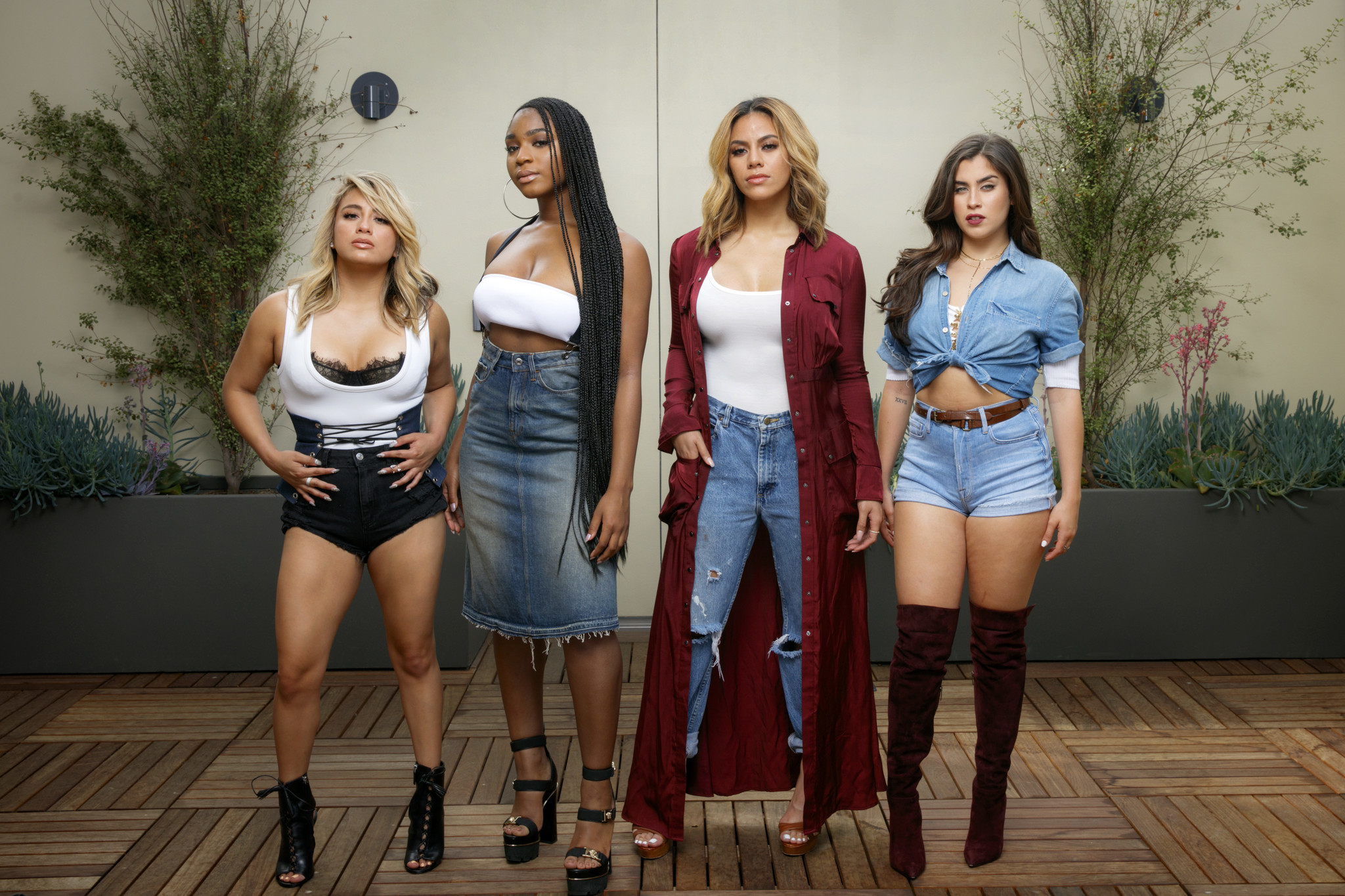 After a rocky year, Fifth Harmony is in control — and ...