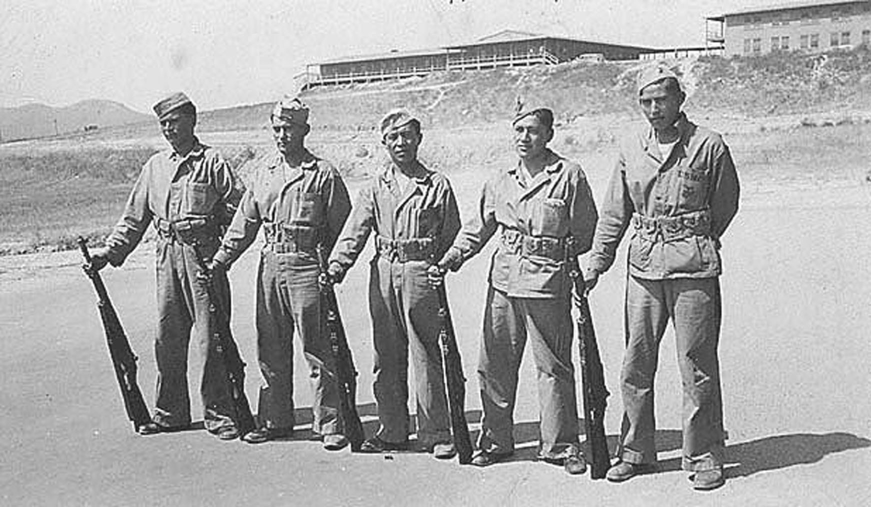 on national navajo code talkers day a look back at what started at