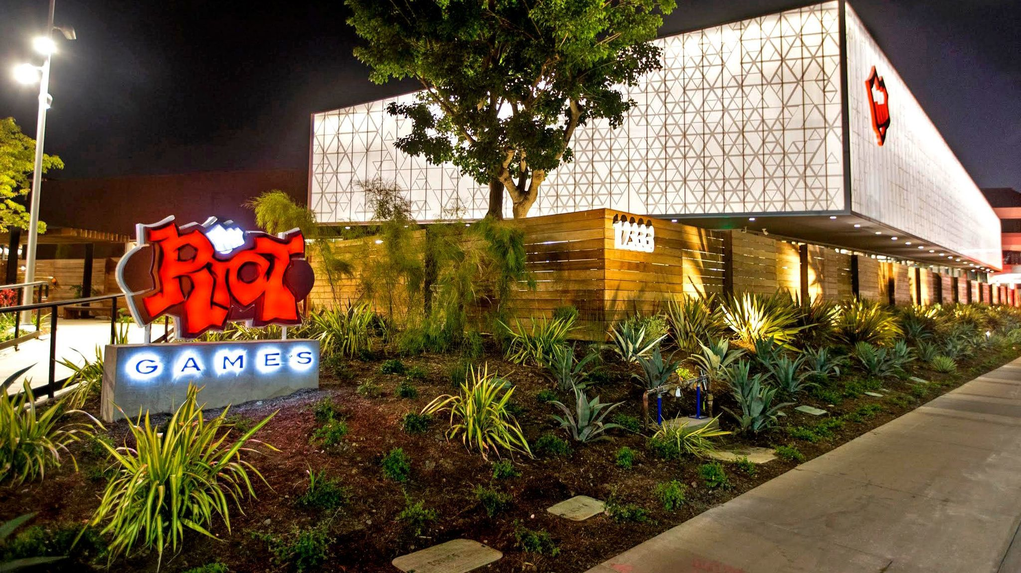 Riot Games' campus in West Los Angeles.