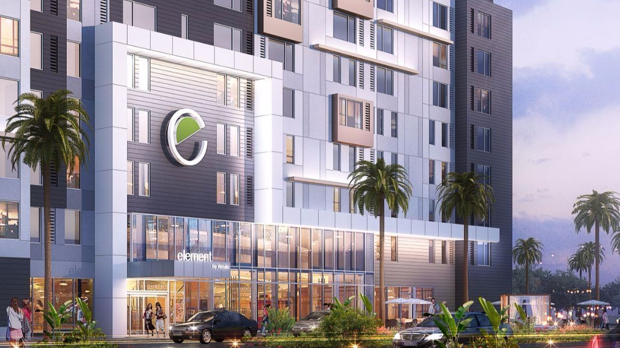 Element Hotel Planned At Mcfadden S Former Spot By Orlando