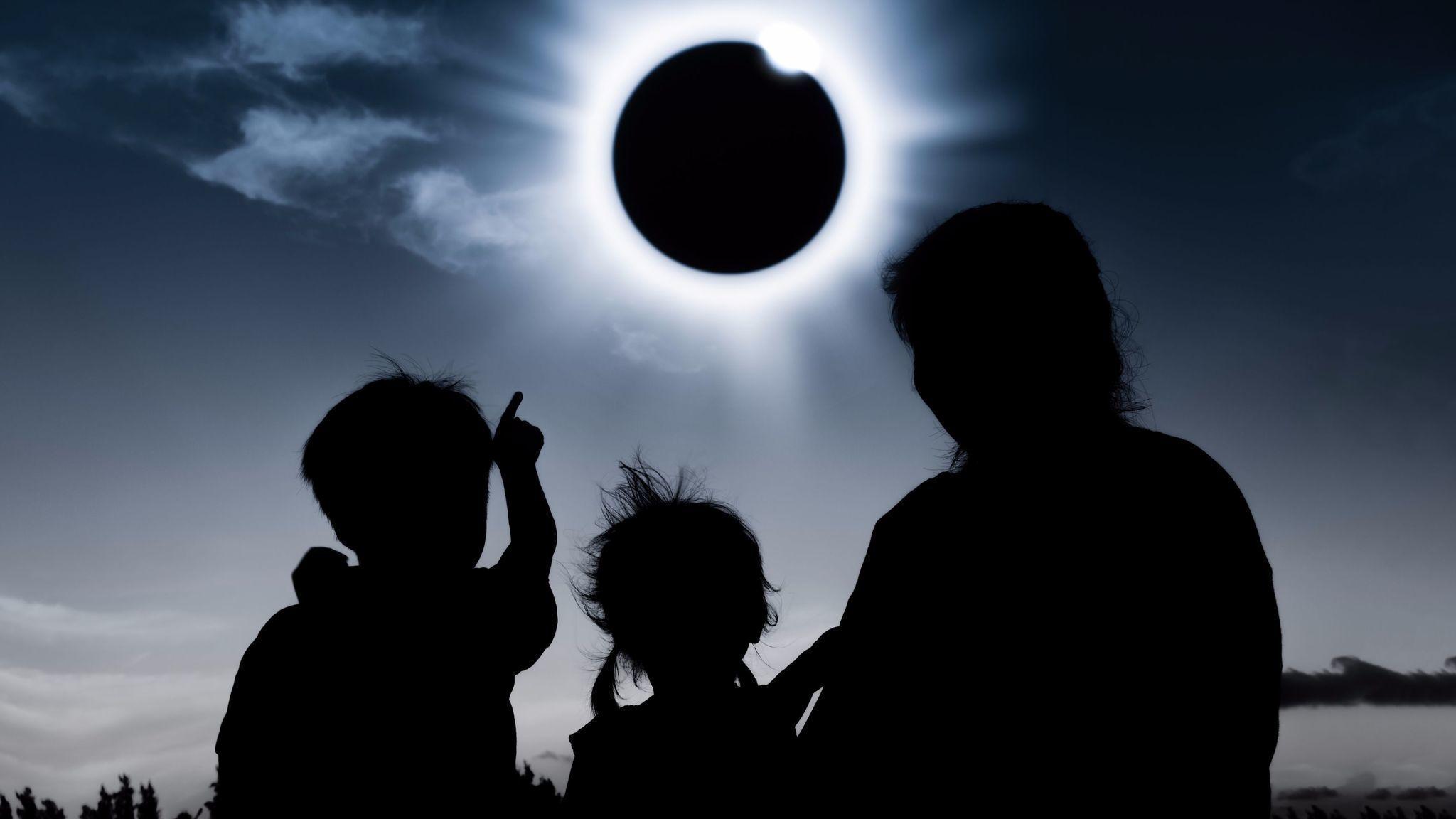 Total Eclipse Annie Dillard Essay