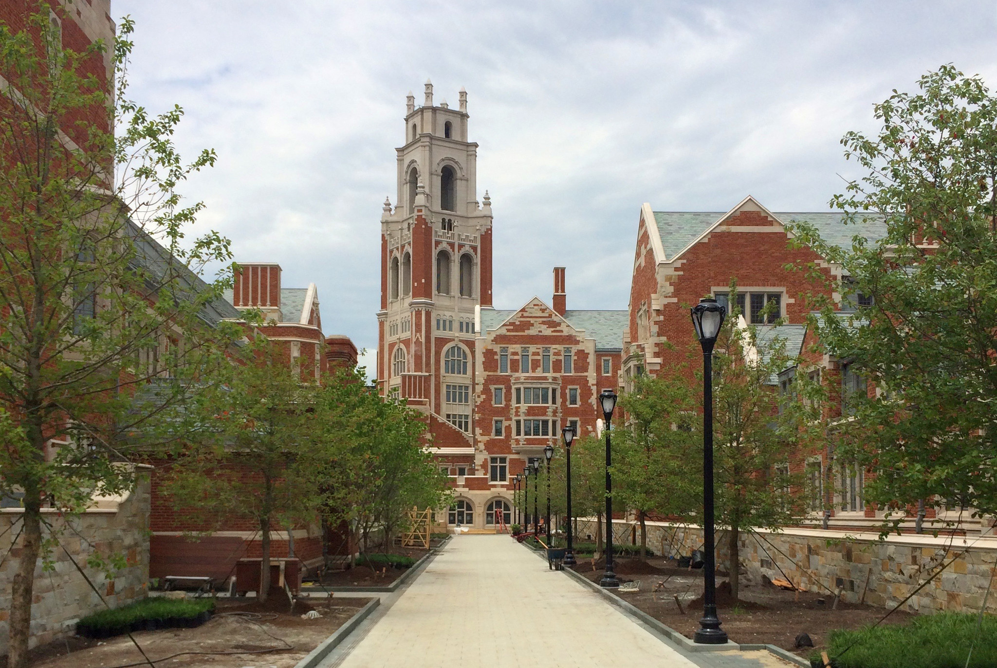 New Yale Residential Colleges A Strong Sense Of Place