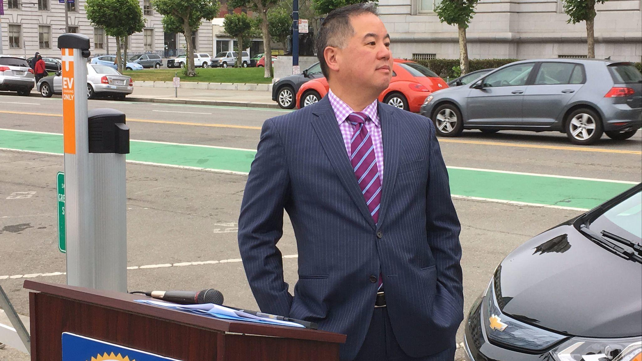 Assemblyman Phil Ting (D-San Francisco)