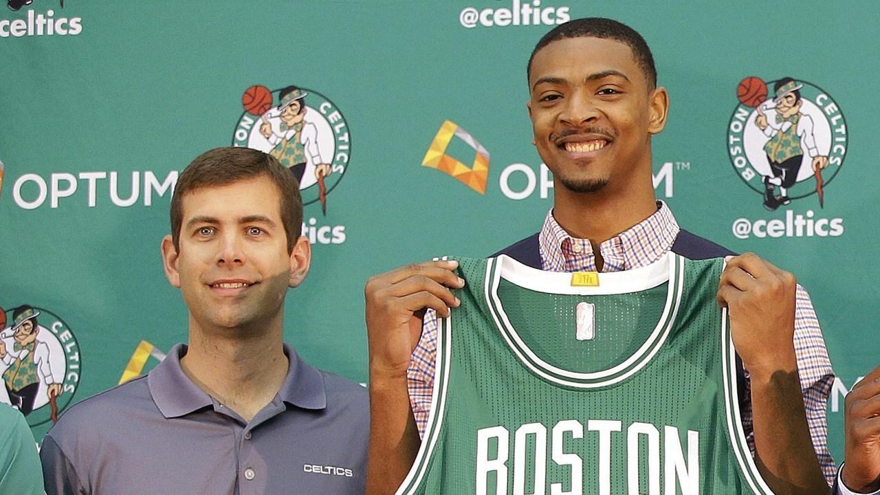 Bam Adebayo Will Make Florida His Bitch Today: Miami Heat To Add Former Boston Celtics Forward Jordan