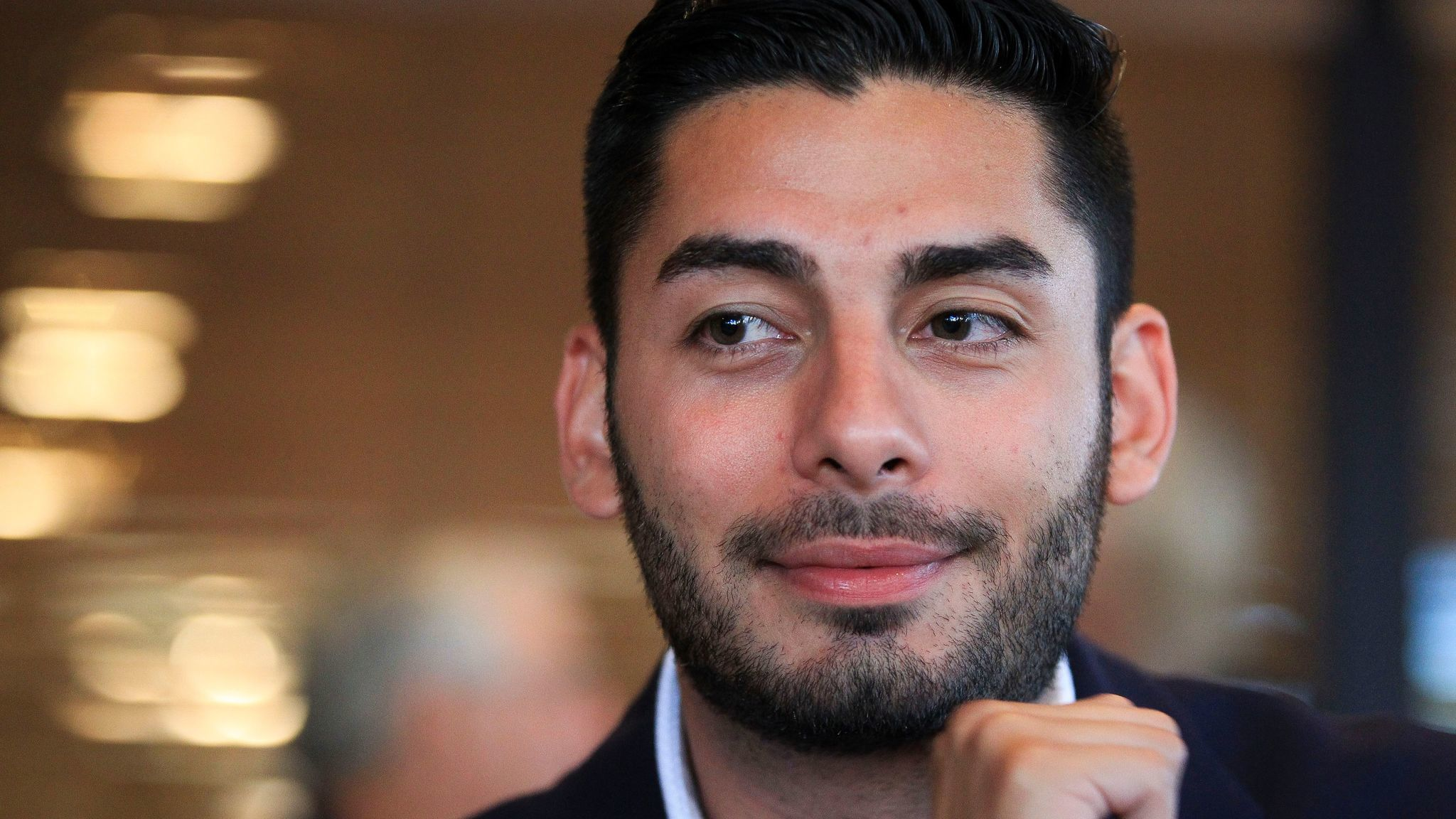 Ammar Campa-Najjar is trying to oust Republican Rep. Duncan Hunter in San Diego County.