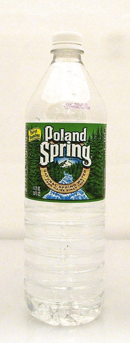 Nestle S Poland Spring Is Common Groundwater New Suit