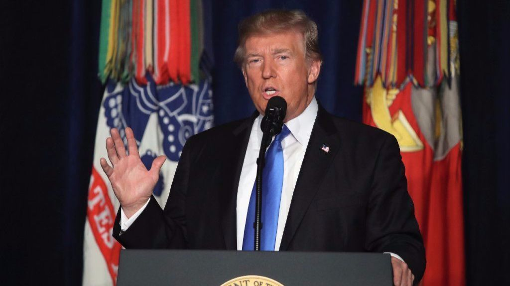 Pennsylvania Lawmakers React To Donald Trump's Plans For Putting More U.S. Troops In Afghanistan