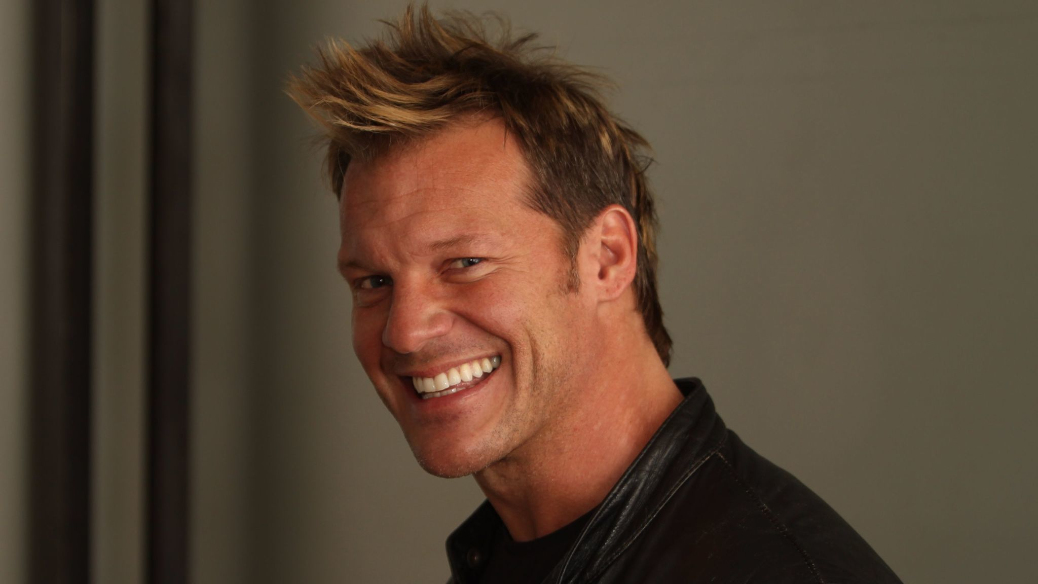 Chris Jericho Book No Is A  Letter Word