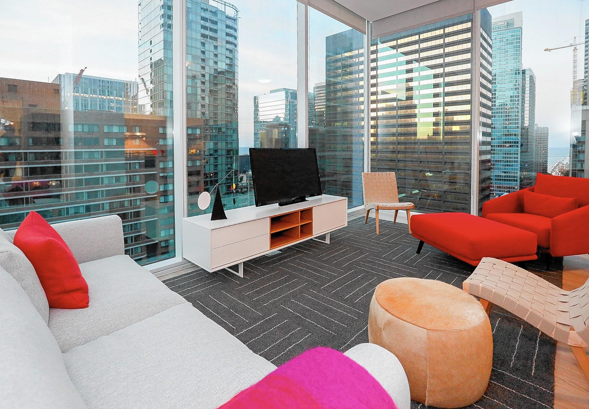 New Streeterville Residential High Rise Boasts Over An