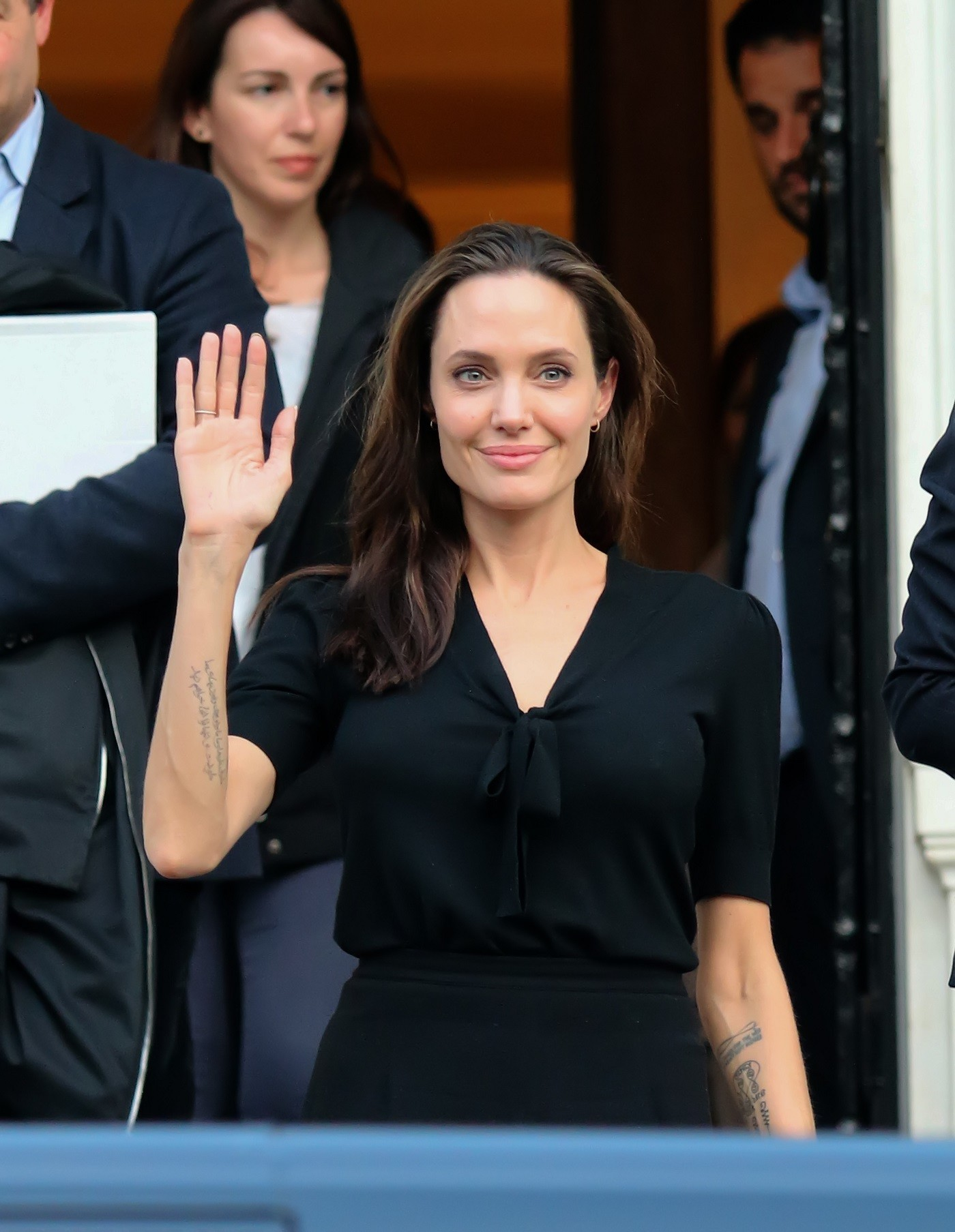 Angelina Jolie Photos Hot angelina jolie's hot dog run to target ends in