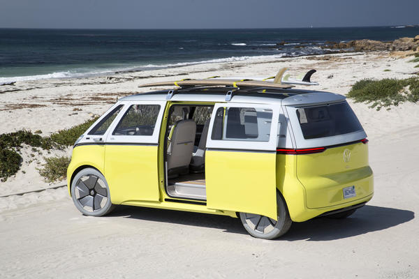 Volkswagen To Bring Back The Bus As An EV