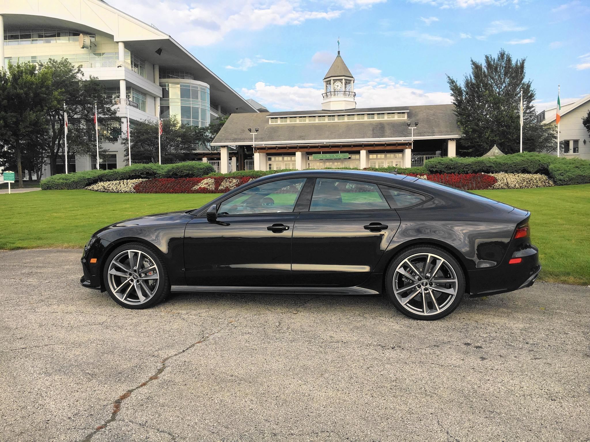 2017 audi rs 7 performance trim is overkill chicago tribune. Black Bedroom Furniture Sets. Home Design Ideas