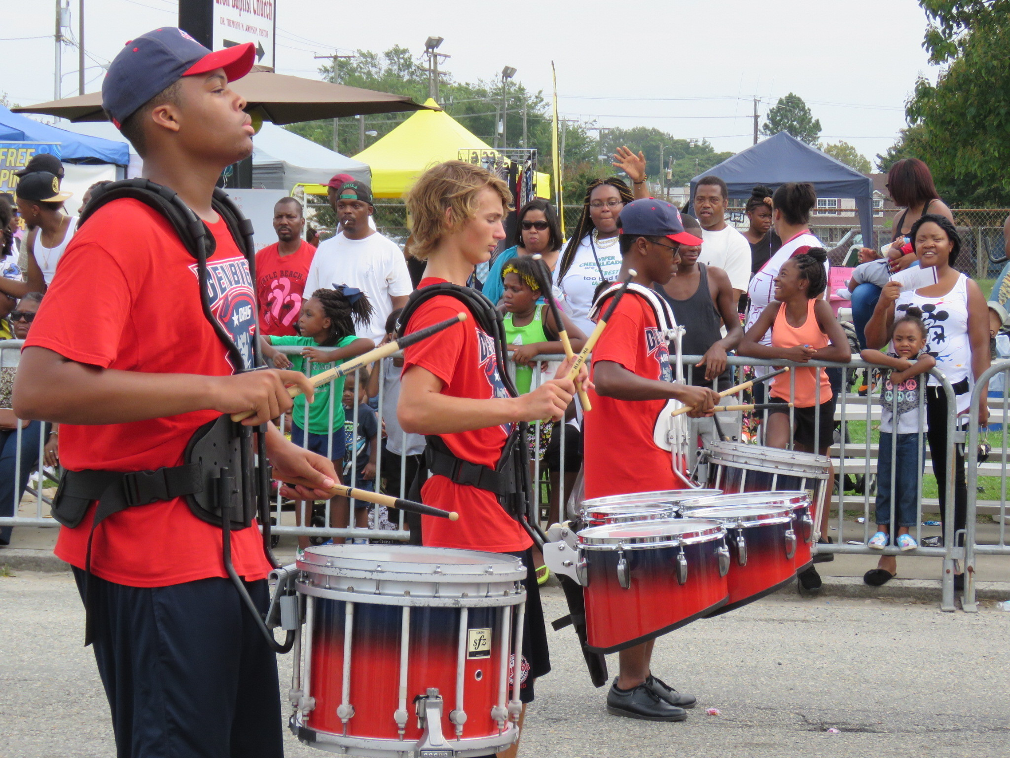 Hampton University Band To March In Newport News Parade