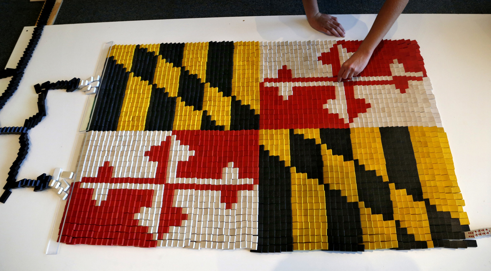 Unique Maryland flag mayhem: All the unique things we've put the state  AE39