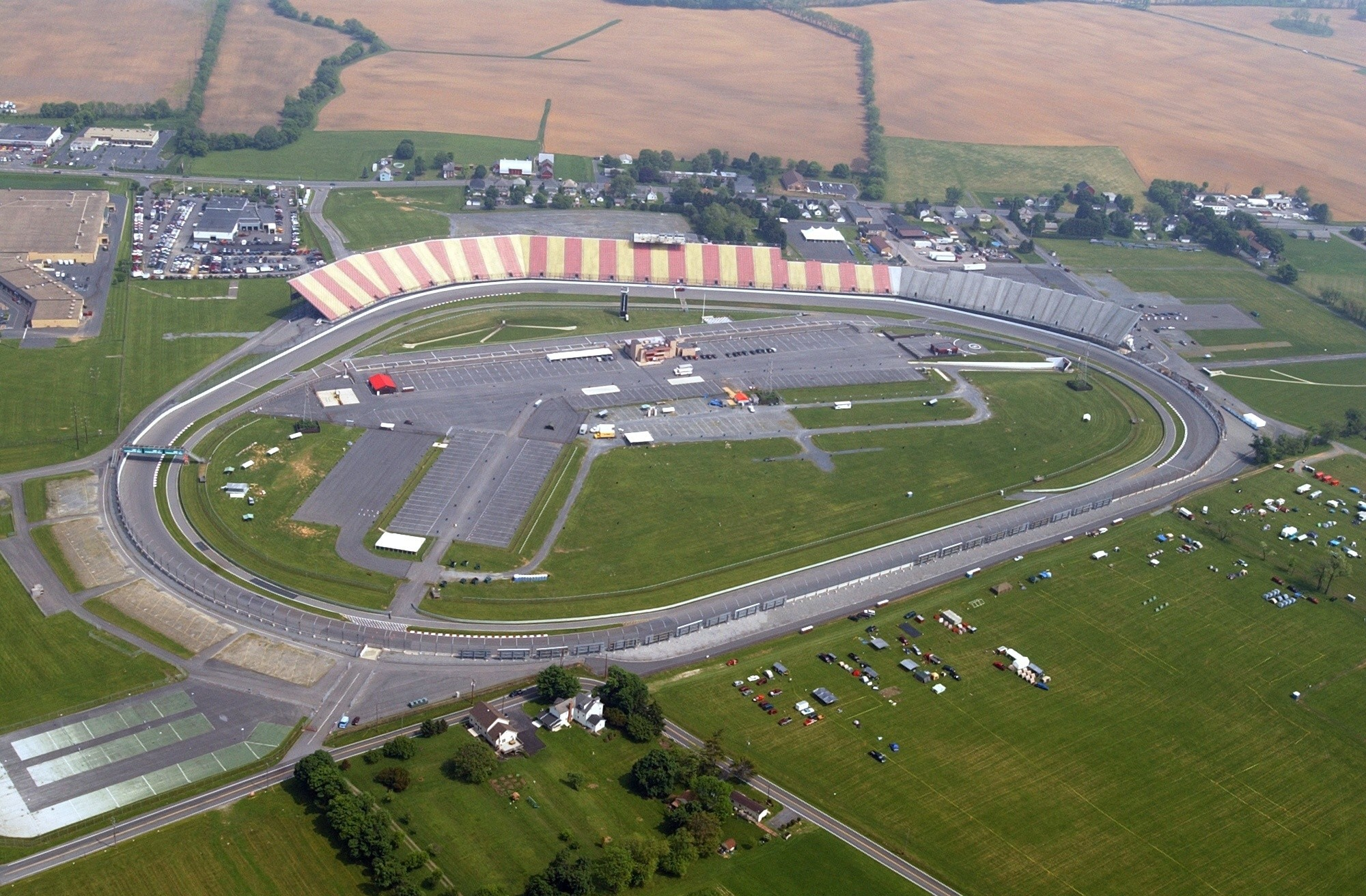 Plans for Nazareth Speedway in...