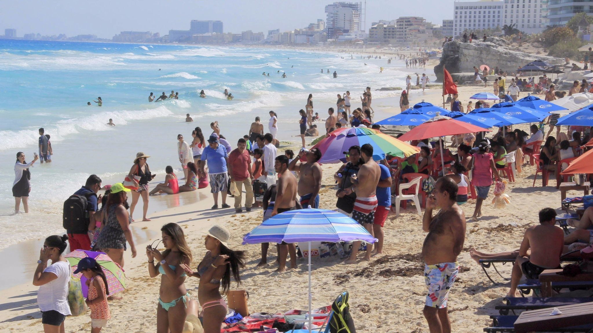 Cancun Travel Warnings