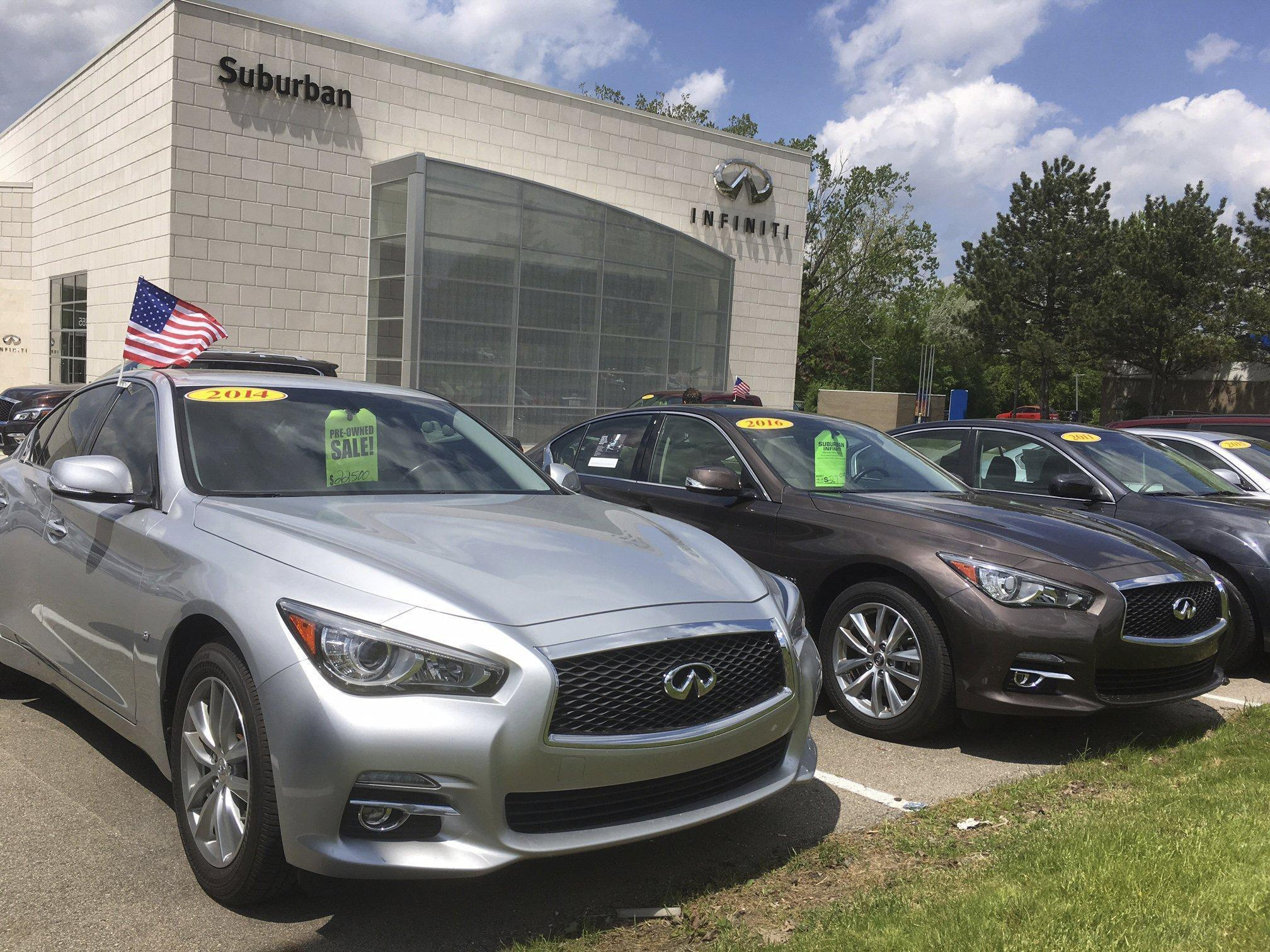 Infiniti Q50 Lease >> 5 times it pays to buy your leased car - Chicago Tribune