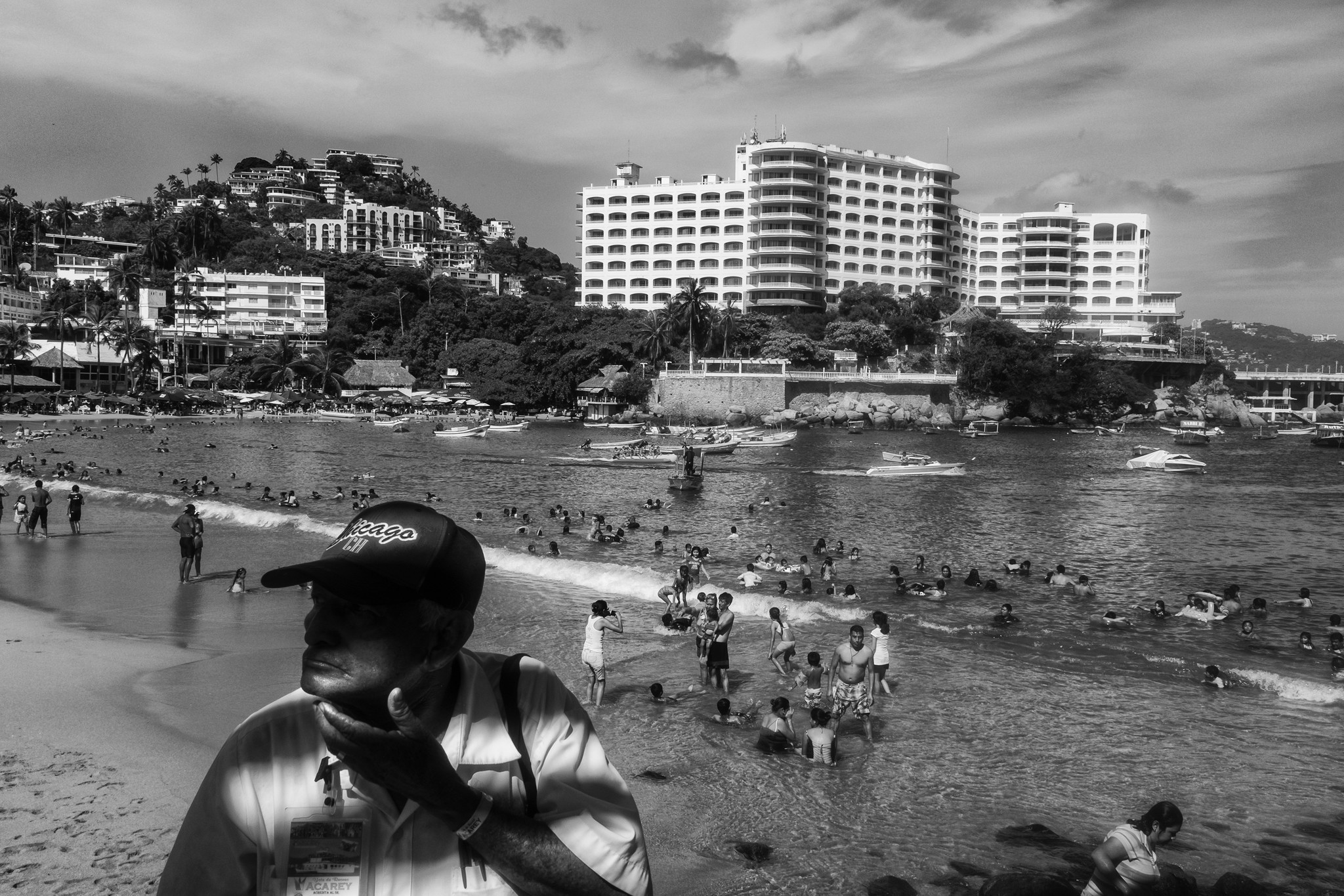 Capital City Auto >> Acapulco, once Mexico's glamorous resort city, is now its ...