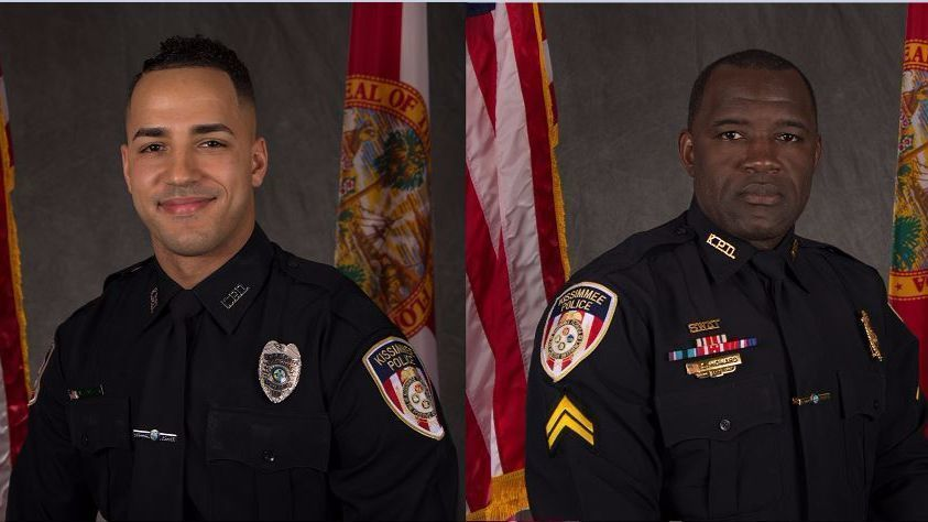 thousands attend kissimmee police funeral heroes that fell