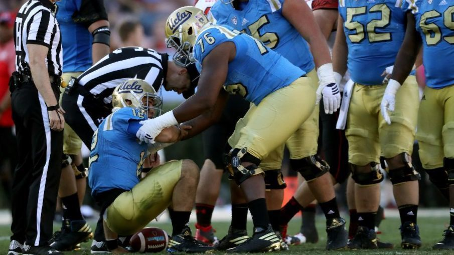 UCLA offensive lineman Kenny Lacy likely out for season ...