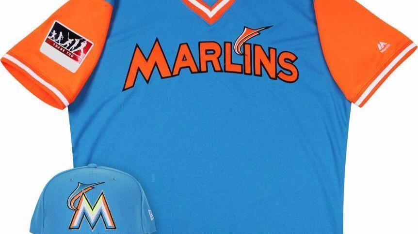 The stories behind the Marlins  quirkiest Players Weekend nicknames ... 308fa18821b