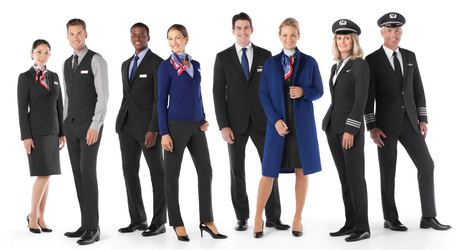can united airlines fly past american 39 s itchy uniform debacle chicago tribune. Black Bedroom Furniture Sets. Home Design Ideas