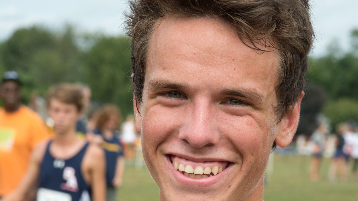 McDonogh's star runner Dalton Hengst looks to build on ...