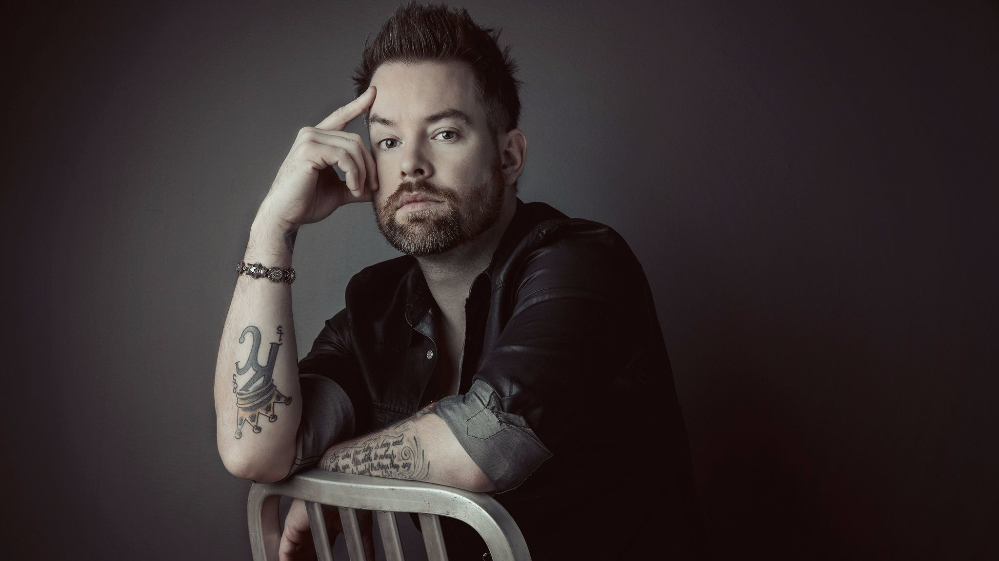 David Cook 9 Years After American Idol Win Cites Nine Inch Nails