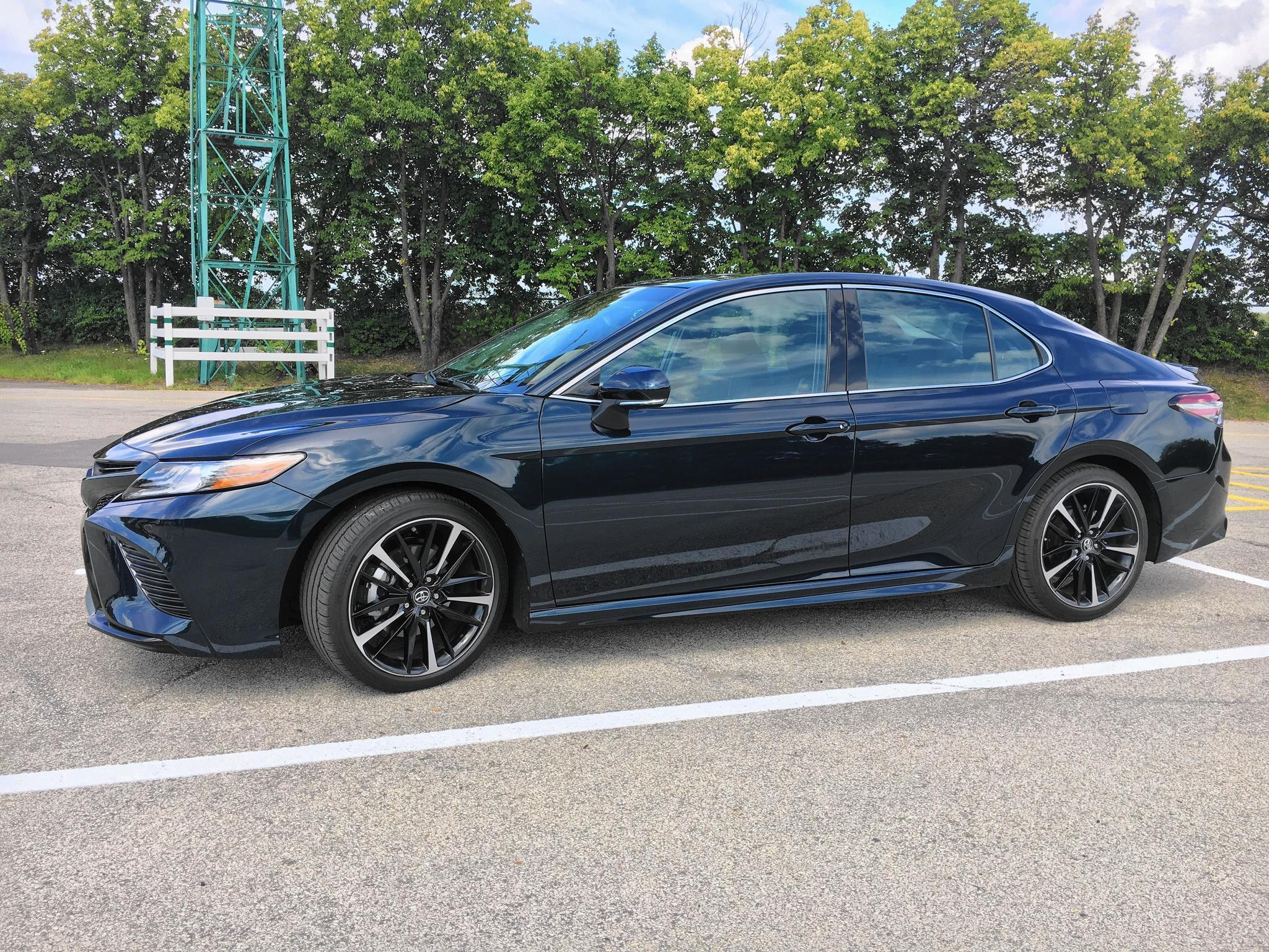 Toyota Phillips Highway >> 2018 Toyota Camry XSE at a glance - Chicago Tribune