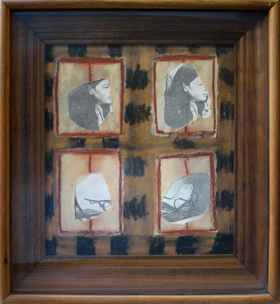 """Ventanas,"" [Windows], 1977-78, by Magali Lara."