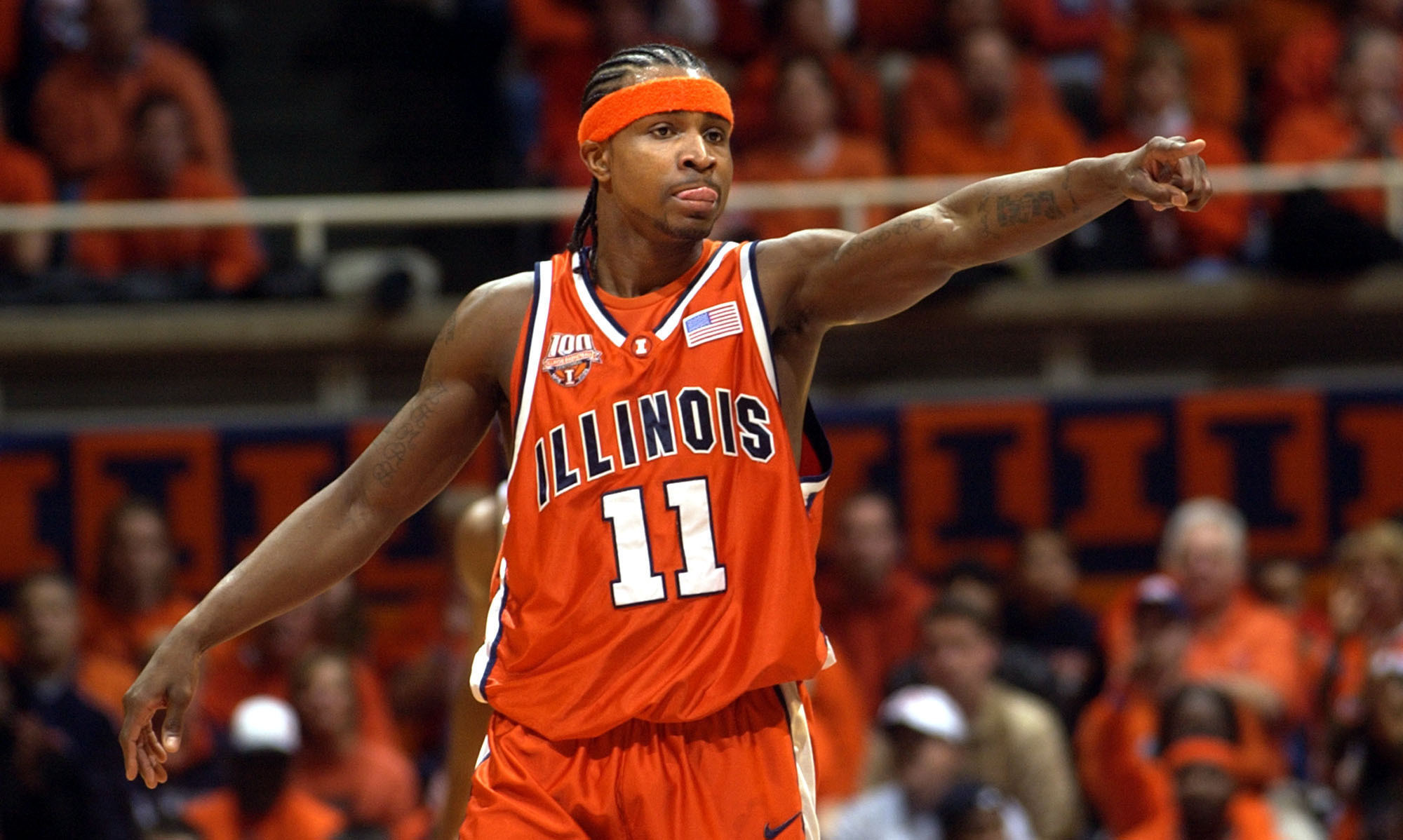 Former Illini great Dee Brown to join UIC coaching staff ...