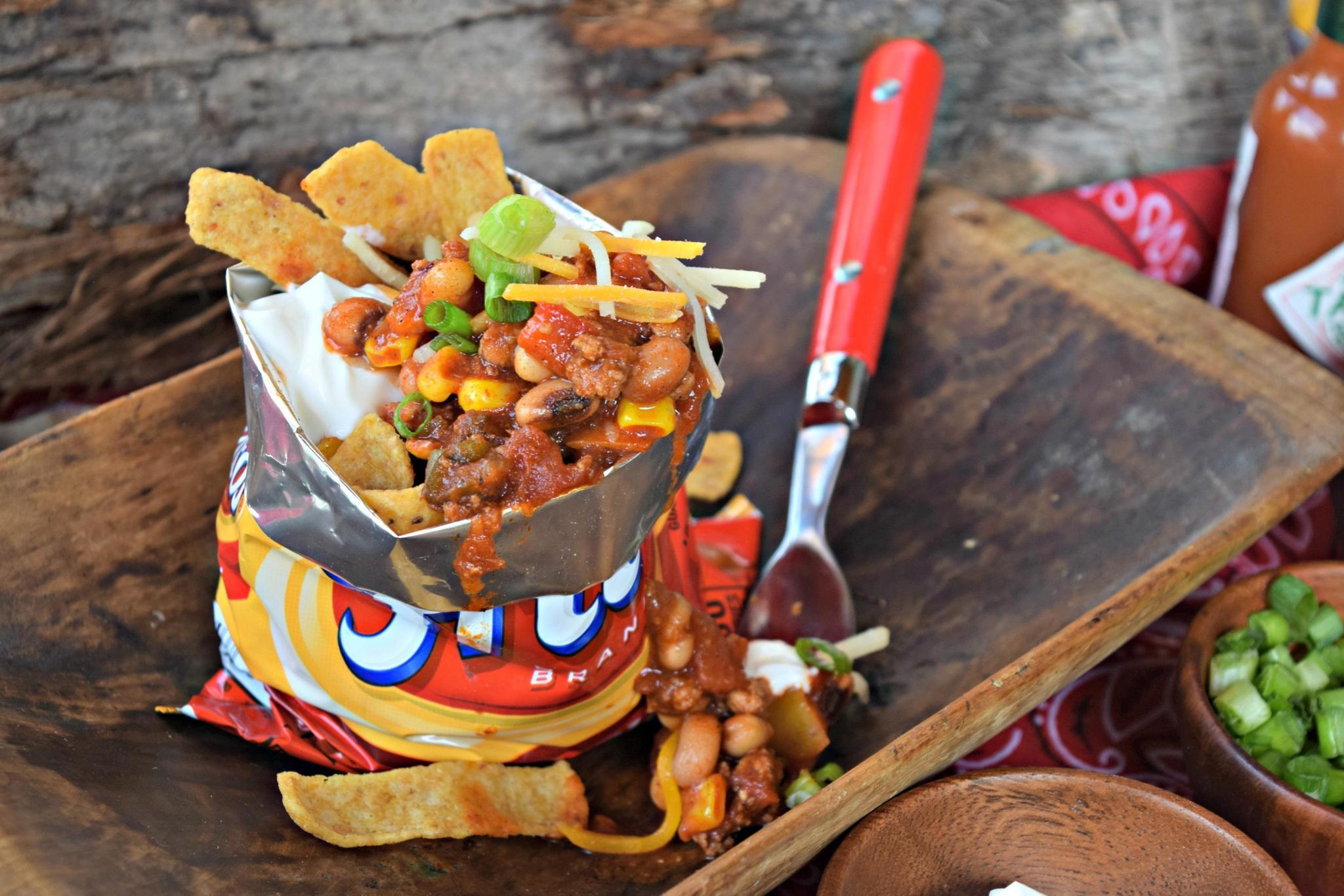 Frito Pie This Chili Based Campout Classic Is In The Bag Libertyville Review
