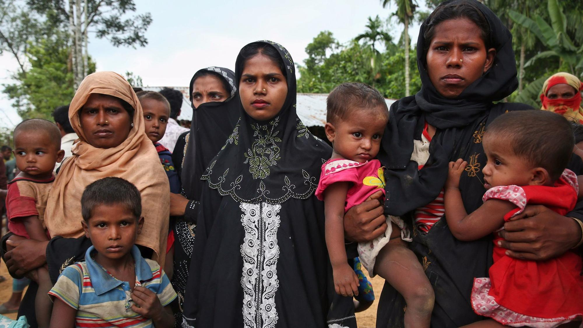 ethnic cleansing' in Myanmar
