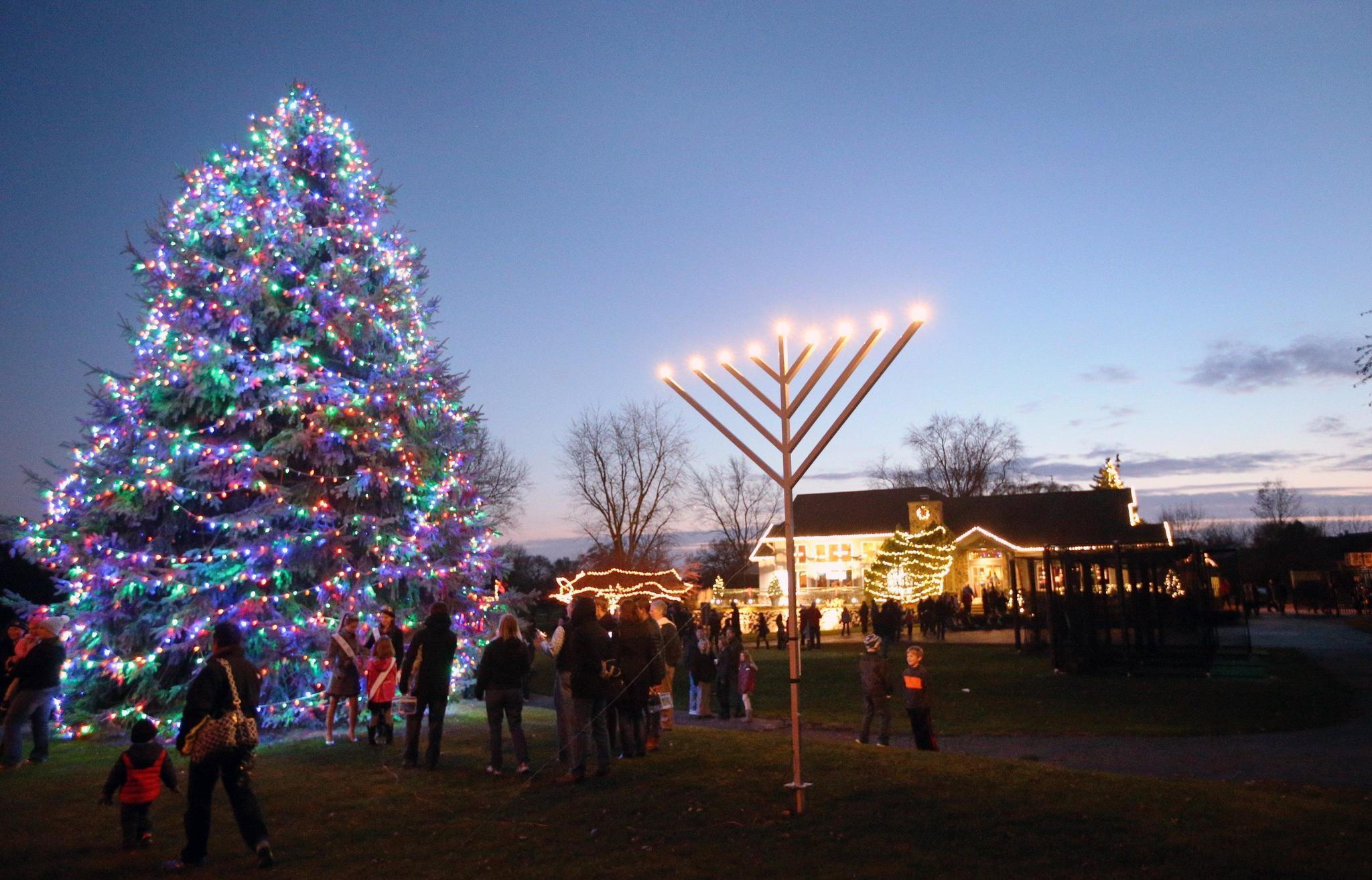 Mundelein Asks Residents: Should Village's Holiday Display Include Religious Symbols