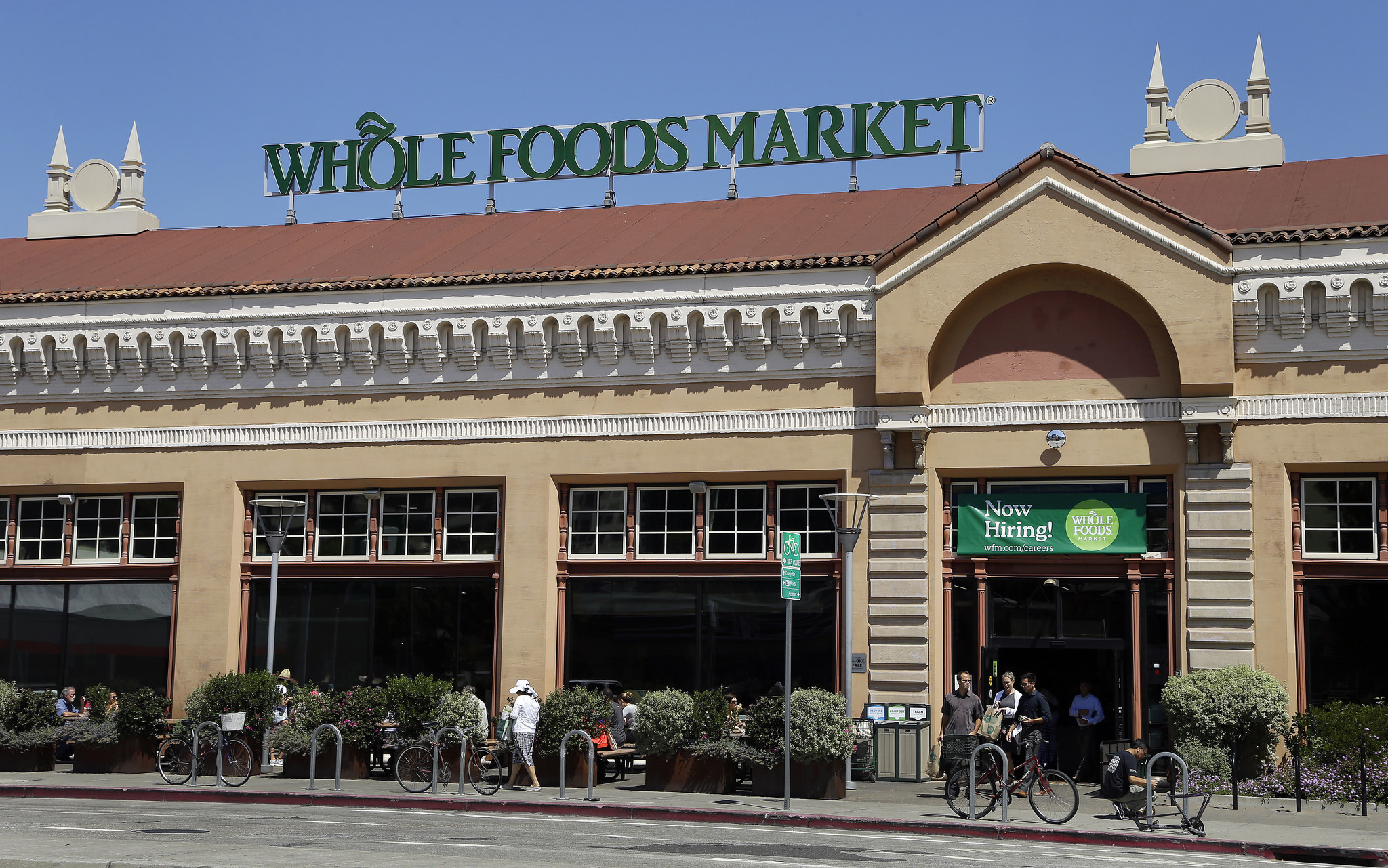 Whole Foods Prices Cut By  Percent Bloomberg